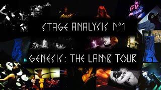 The Stage Analysis Series: Genesis - The Lamb Tour