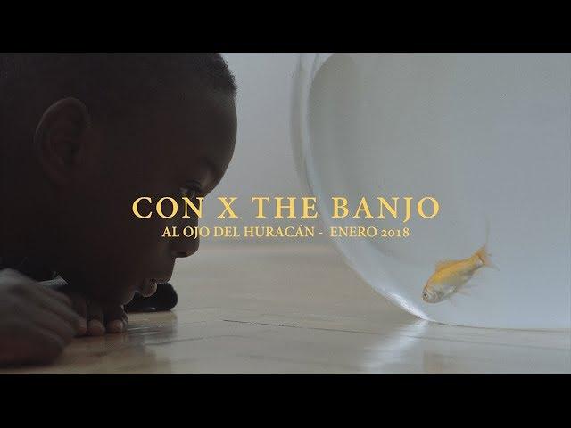 Con X The Banjo estrena el videoclip 'Al ojo del huracán'.