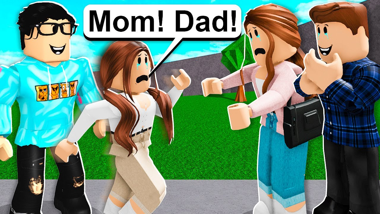 Reuniting A LONG LOST Family! (Roblox)