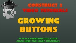 Construct 2 Tutorial - Making Interactive Buttons