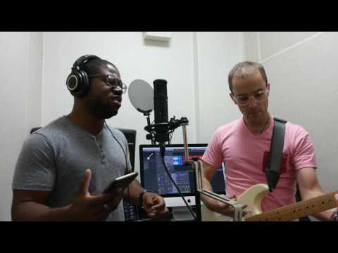 Stephen Hay and Dominic Davis: Lovesong (The Cure cover)