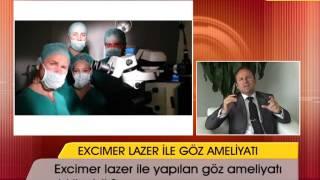 Excimer lazer ile yapılan göz ameliyatı riskli midir?