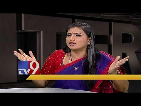 MLA Roja On Encounter With Murali Krishna - TV9