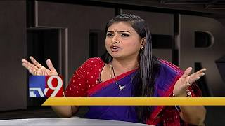 MLA Roja On Encounter With Murali Krishna - TV9