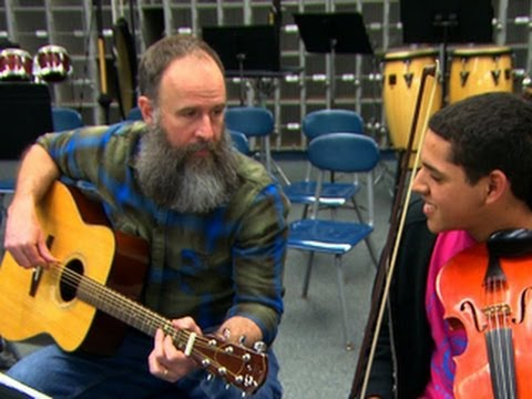 Grammy Awards to honor N.Y. music teacher with new award