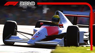 F1® 2019 | 'Legends Edition: Senna and Prost' | Reveal Tr…