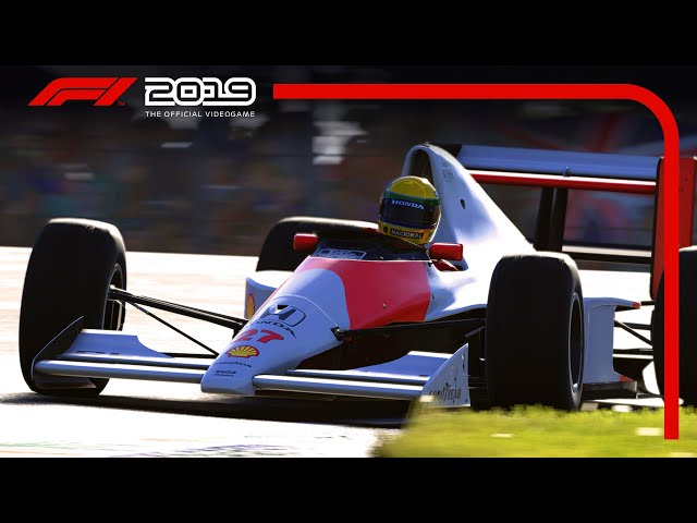 F1® 2019 | 'Legends Edition: Senna and Prost' | Reveal Trailer [UK]