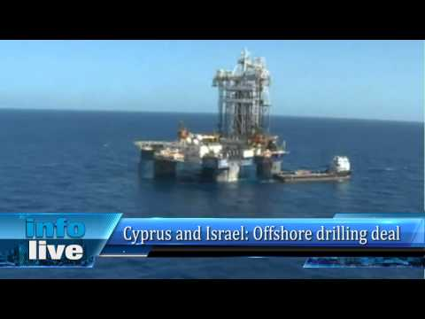 Cyprus and Israel: Offshore drilling deal