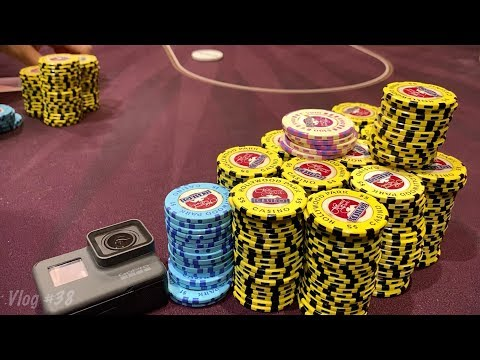 $1,000 Pots In Los Angeles | Poker Vlog #38