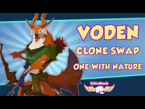 GIGANTIC Voden Clone Swap One with Nature build