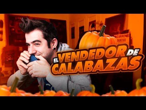 EL VENDEDOR DE CALABAZAS (Broma telefónica)