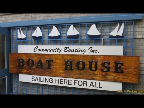 2. Discovering Sailing at Community Boating Inc. in Boston