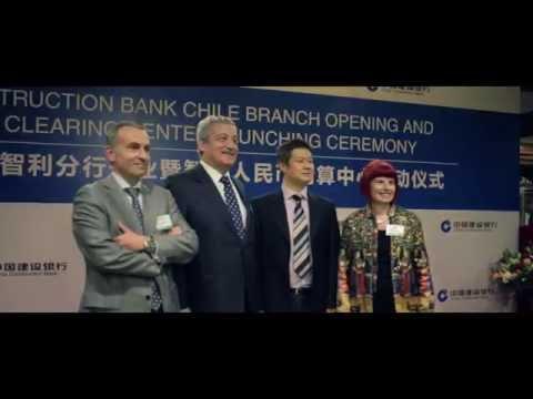 Lanzamiento China Construction Bank