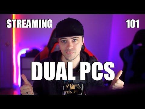 Streaming 101 - Part 4: Dual PC setup