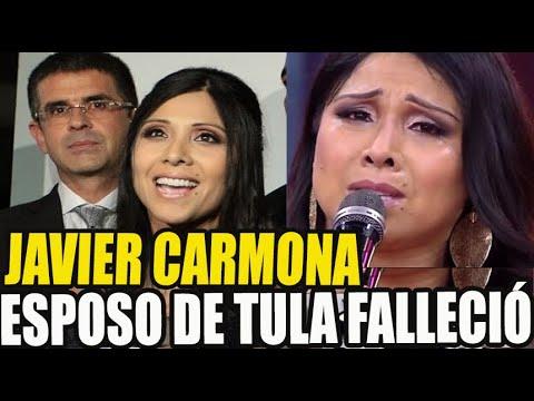 JAVIER CARMONA, ESPOSO DE TULA RODRIGUEZ FALLECIO TRAS UNA LARGA LUCHA