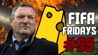 FIFA FRIDAYS #99 - RON HOUDT NIET VAN KAAS