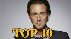 TOP 10 EDWARD NORTON FILMS