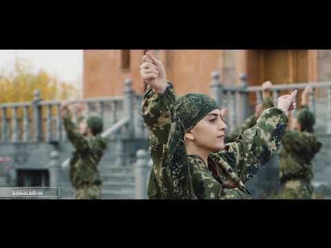 «Ярхушта». Ансамбль армянского народного танца «Аракс». Клип посвящается нашим солдатам на фронте !