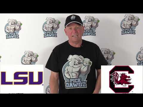 LSU vs South Carolina 2/22/20 Free College Basketball Pick and Prediction CBB Betting Tips