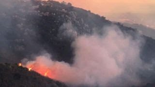 Thomas Fire rages in Southern California