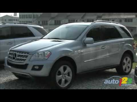 2009 Mercedes-Benz M-Class Review by Auto123.com