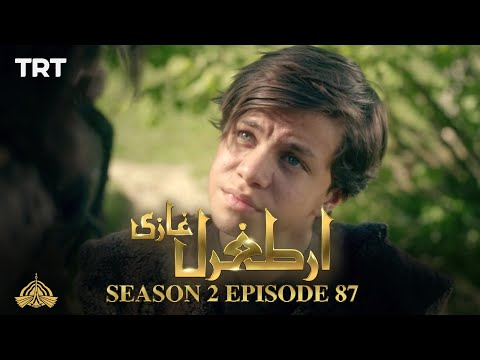 Ertugrul Ghazi Urdu | Episode 87| Season 2