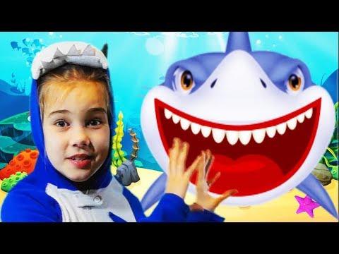 Baby Shark Dance | Sing and Dance! | Animal Songs | Baby Shark song for children thumbnail