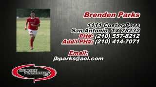 Brenden Parks - 2013 Club Season Highlights (Updated)