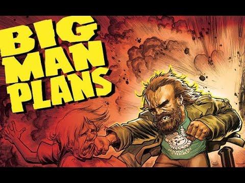 First Blood: Big Man Plans by Tim Wiesch and Eric Powell