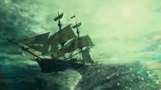 Громадный Кит Уничтожает Корабль ... отрывок из фильма (В Сердце Моря/In The Heart of The Sea)2015
