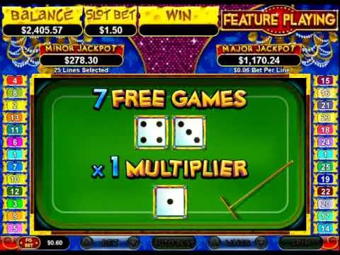 Video Slots of vegas bonus codes dec 2014