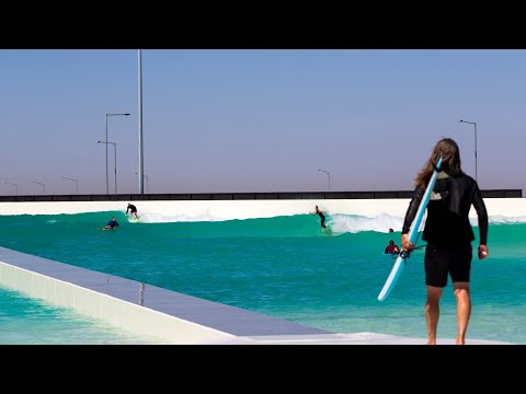 IS THIS AUSTRALIA'S BEST WAVE POOL? URBNSURF Updated Review Wave Pool Melbourne