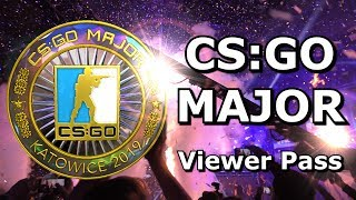 CS:GO's Katowice Major + Viewer Pass