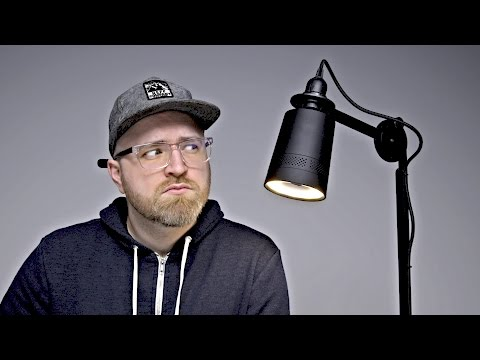 Thumbnail: You've Never Seen A Lamp Do This...