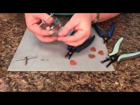 How to Use Different Styles of Metal Hole Punches