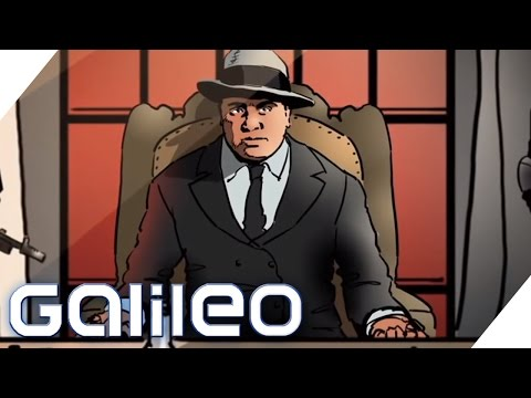 Al Capone - Wer war dieser Mann? | Galileo Lunch Break