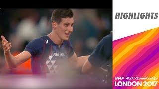 WCH London 2017 Highlights - 800m Men - Final - Bosse wins