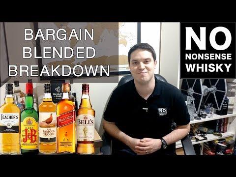 Bargain Blended Breakdown | No Nonsense Whisky #70