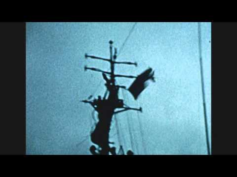 USS Picking DD 685 stormy seas
