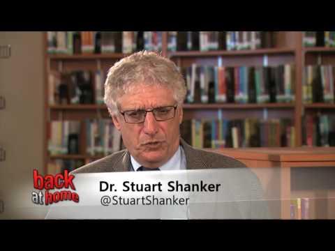 Dr. Stuart Shanker discusses Self-Reg on Back At Home