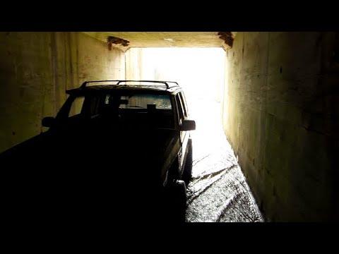 Jeepin' underground..hunting Ninja Turtles w/Stoeger Coach gun