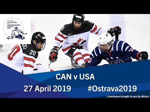 Canada V USA | 2019 World Para Ice Hockey Championships