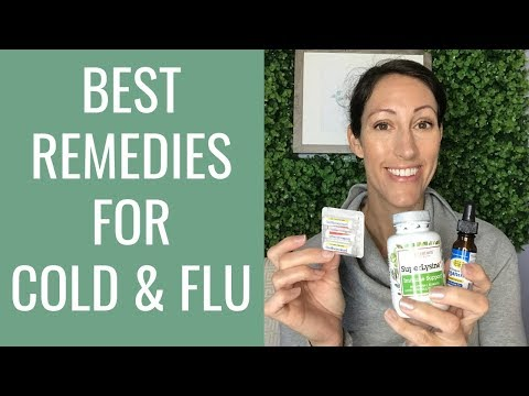 The Best Cold and Flu Home Remedies for Adults | Best Natura