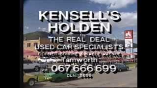 NBN Television Tamworth - Commercials and Presentation (19th October 1993)