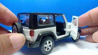Jeep wrangler apolo metal Speed Zone Diecast