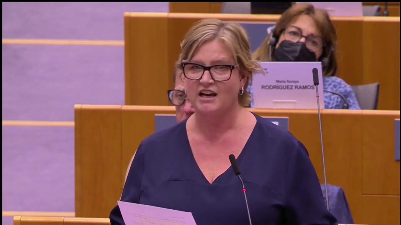 Karin Karlsbro 6 Oct 2020 plenary speech on European Climate Law