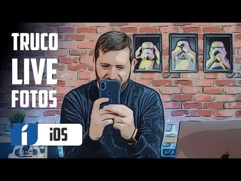 ¿Por qué deberías usar las Live Fotos del iPhone?
