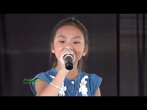 Angle Lor - Singing Competition R 1