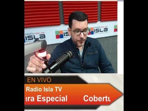 Huracan Maria Noticias Areopuerto Radio y Television EN VIVO Septiembre 21 2017