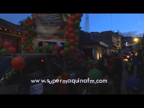 Desfile Navideño Comitancillo, San Marcos 2013